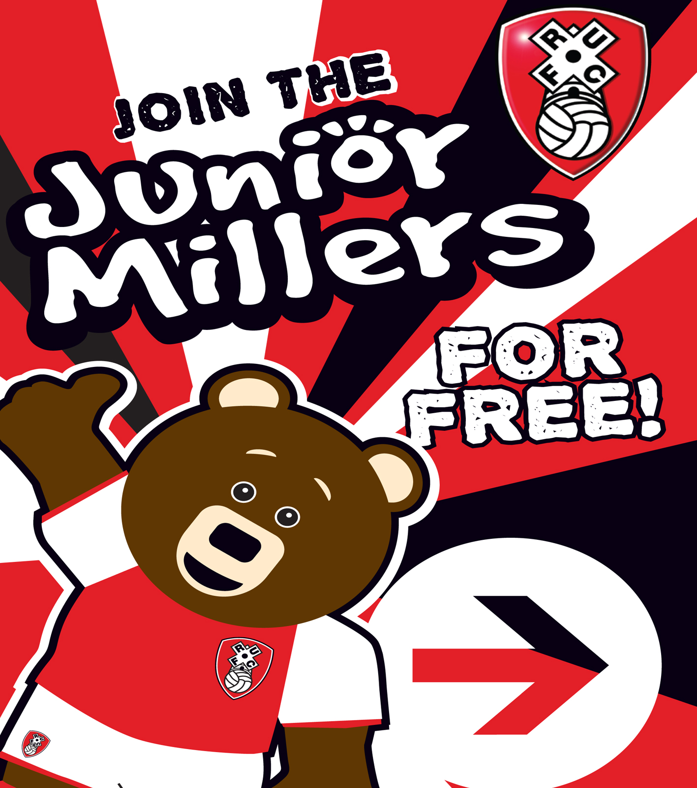 66384 Junior Millers Membership leaflet