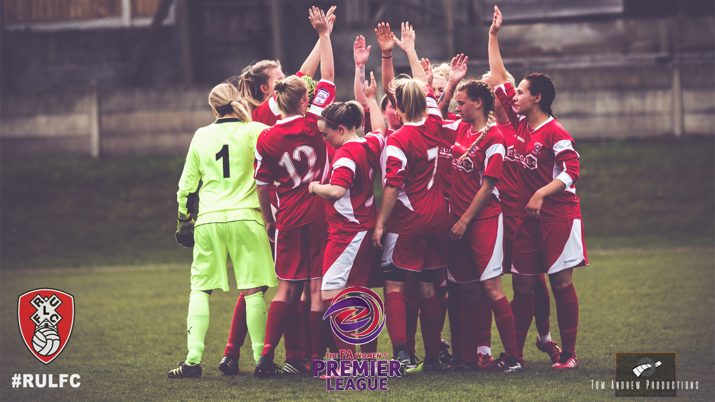 Rotherham United Ladies - together