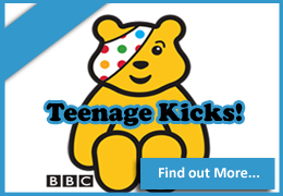 teenage kicks Health and wellbeing website temp