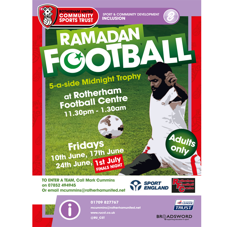 75118 Ramadan Football Flyer - INCLUSION