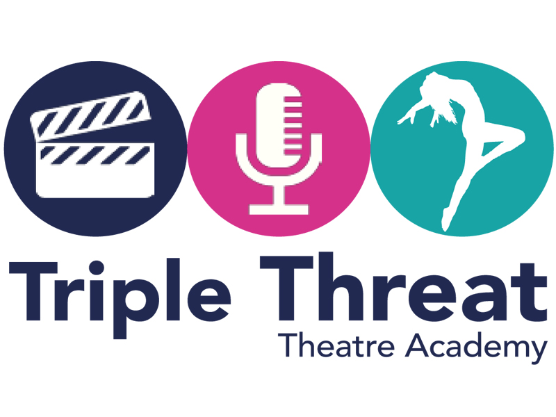 Triple Threat Logo 4x3