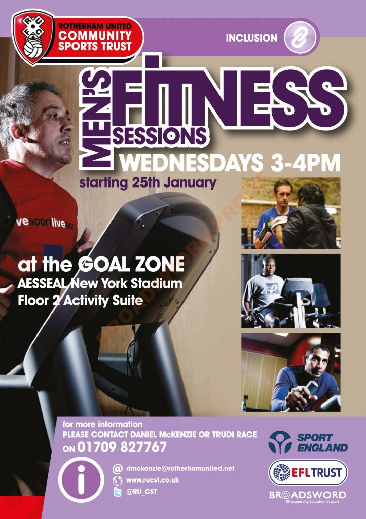 76553 Mens Fitness flyer - INCLUSION