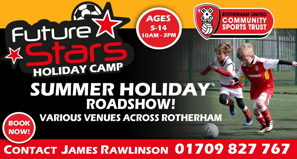 Future Stars Holiday Generic Roadshow