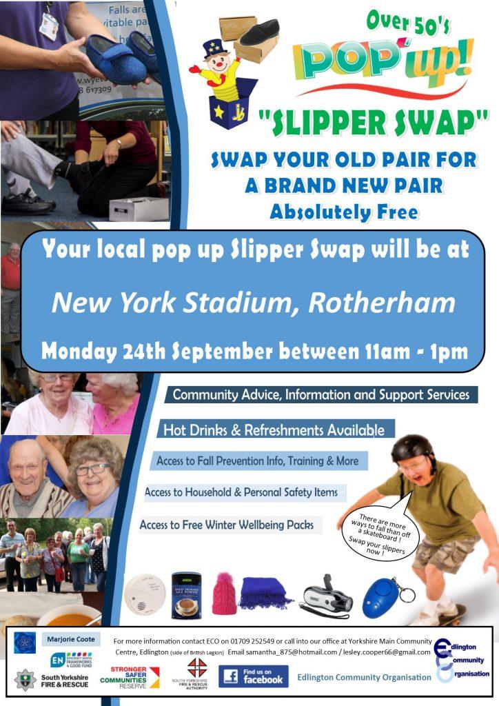 Slipper Swap New York Stadium (3)
