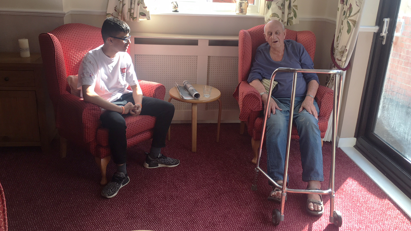 cohesion care home