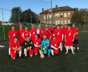 Game against sheff 20 oct 19 1
